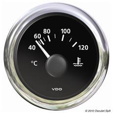 Termometro acqua nero