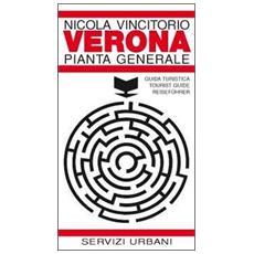 Verona pianta generale