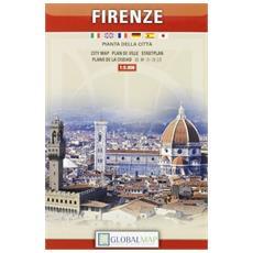 Firenze centro 1:9.000