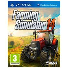 PSVITA - Farming Simulator 2014