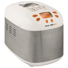 IMETEC - IME7815 Zero-Glu Macchina del Pane Senza Glutine Capacità 1 Kg Potenza 920 Watt Colore Silver /...