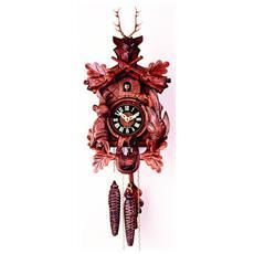 Orologio a cucù originale della Foresta Nera RH1251