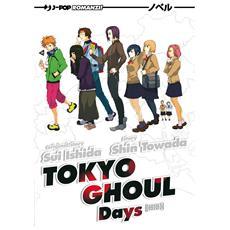 Tokyo Ghoul - Novel 1 - Hibi
