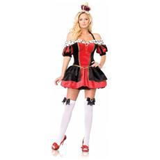 Costume Royal Queen - Taglia M - La83582