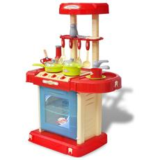 Giocattolo Bambini Cucina Con Luci Ed Effetti Sonori
