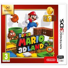 3DS - Super Mario 3D Land Select