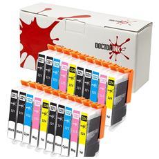 Kit 10 Compatibile Per Sostituire Hp 364 Xl Cartucce D'inchiostro Nero, Ciano, Magenta, Giallo, Compatibile Con Hp Photosmart 5510 5511 5512 5514 5515 5520 5522 5524 6510 6520 6512 6515 7510 7520 7515 B8550 B8558 C5370 C5373 C5324 C6388 D5460 D