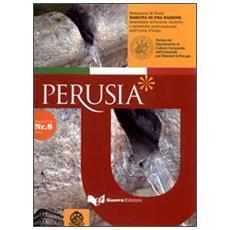 Perusia. Rivista del Dipartimento di culture comparate dell'Università per stranieri di Perugia. Nuova serie (2012) . Vol. 8