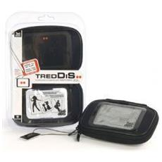 Custodia per 3DS Treddis Case Nero