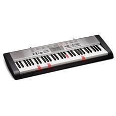 LK-130 Tastiera con tasti Luminosi Colore Nero / Silver
