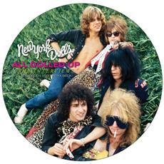 New York Dolls - All Dolled Up: Interview (Lp+Dvd)