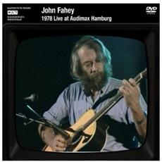 John Fahey - 1978 Live Tv Concert