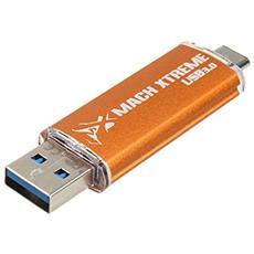 Barium Series USB 3.0 Typ-C / A, 128 GB