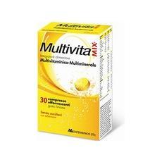Multivitamix Effervescente 135g