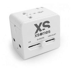 RoamX Cube, Interno, Universale, AC, Bianco, Contatto, Potenza