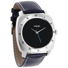 "Smartwatch Nara XW Pro Display 1.22"" Bluetooth con Contapassi e Cardiofrequenzimetro Blu Marino - Europa"