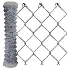 Rete griglia con maglia sciolta m 25x h175 cm spessore filo mm 2 mm 50x50