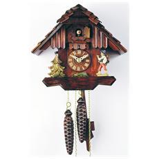 Orologio a cucù originale della Foresta Nera RH1111