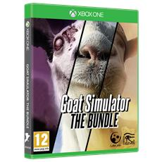 XONE - Goat Simulator The Bundle