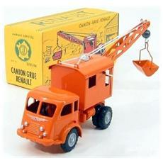 C38100 Renault Truck Crane Orange 1/43 'cij Modellino