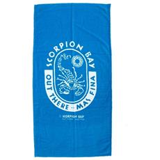 Telo Logo Unica Azzurro
