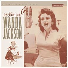 """Wanda Jackson - Rockin' With Wanda (7"""")"""