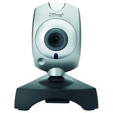 Webcam Primo 2Mpx USB 2.0 Nero / Grigio