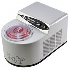 NEMOX - Gelatissimo Exclusive Gelatiera Capacità 1,7 Litri Potenza 165 Watt Colore Bianco