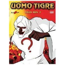 Dvd Uomo Tigre 1 - Box #03 (5 Dvd)