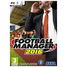 PC - Football Manager 2016 - Limited