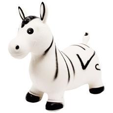 Zebra Per Saltare