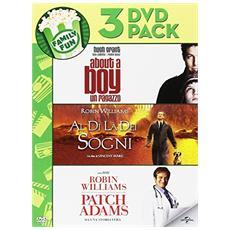 Patch Adams / Al Di La' Dei Sogni / About A Boy (3 Dvd)