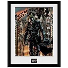 Comic - Arkham Asylum (stampa In Cornice 30x40 Cm)