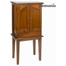 Mobile Portagioie Con Piedini - Franklin Collezione By Homania