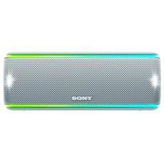 Speaker Portatile SRS-XB31 Extra Bass Wireless Bluetooth Waterproof IP67 Vivavoce Colore Bianco