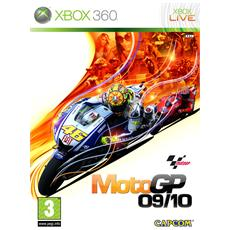 X360 - Moto GP 09/10