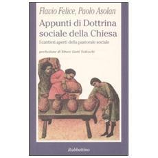 Appunti di dottrina sociale della Chiesa