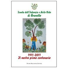 Scuola dell'infanzia e asilo nido di Brunello. 1911-2011 il nostro primo centenario