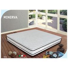 Minerva - Materasso 80X190 Singolo Anallergico Molle Box Altezza 24