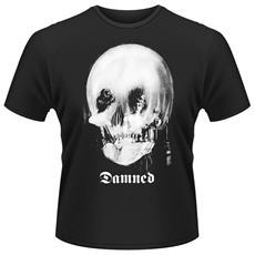 Damned (The) - Skull (T-Shirt Unisex Tg. M)