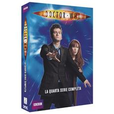 Brd Doctor Who - Stagione 04 (4 Brd)