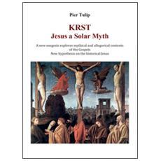 Krst. jesus a solar myth
