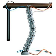 pz. 1 Sistema di canalizzazione Vertebra antracite 037701 AN