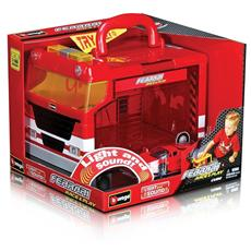 Playset Ferrari Race and Play Cube 1:43