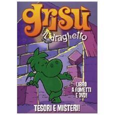 DVD GRISU' - IL DRAGHETTO #05 (es. IVA)
