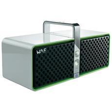Sistema Audio Portatile BTP05 Bluetooth Compatibile Apple colore Bianco