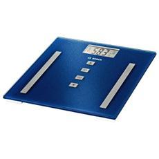 PPW 3320 Bialncia Pesapersona Digitale Portata Massima 180 Kg Colore Blu
