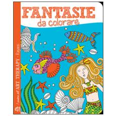 Fantasie da colorare