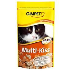 Snack per gatti Gimpet Multi Kiss 1 snack da 50 gr