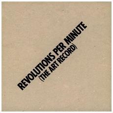 Revolutions Per Minute (The Art Record) (2 Lp)